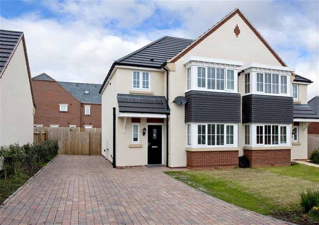 3 Bedrooms Semi Detached House for sale in 1, The Limes, Codsall Wood, Wolverhampton, South Staffordshire, WV8