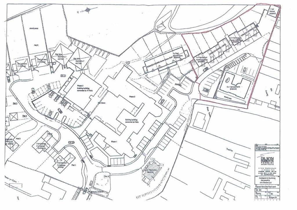 Residential Development Commercial for sale in Development Site, Llys/Bryn Ardwyn, St Davids Road, Aberystwyth, Ceredigion, SY23