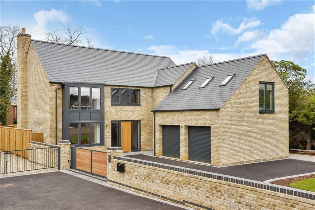 5 Bedrooms Detached House for sale in Station Road, Heighington, Lincoln, Lincolnshire