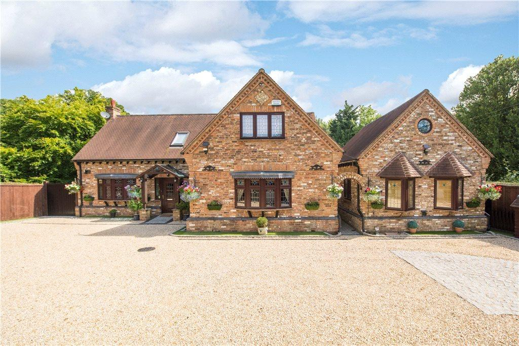 5 Bedrooms Detached House for sale in Chinnor Road, Bledlow Ridge, High Wycombe, Buckinghamshire