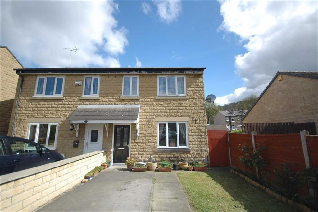 3 Bedrooms Semi Detached House for sale in Crown Green, Cowlersley, Huddersfield, HD4