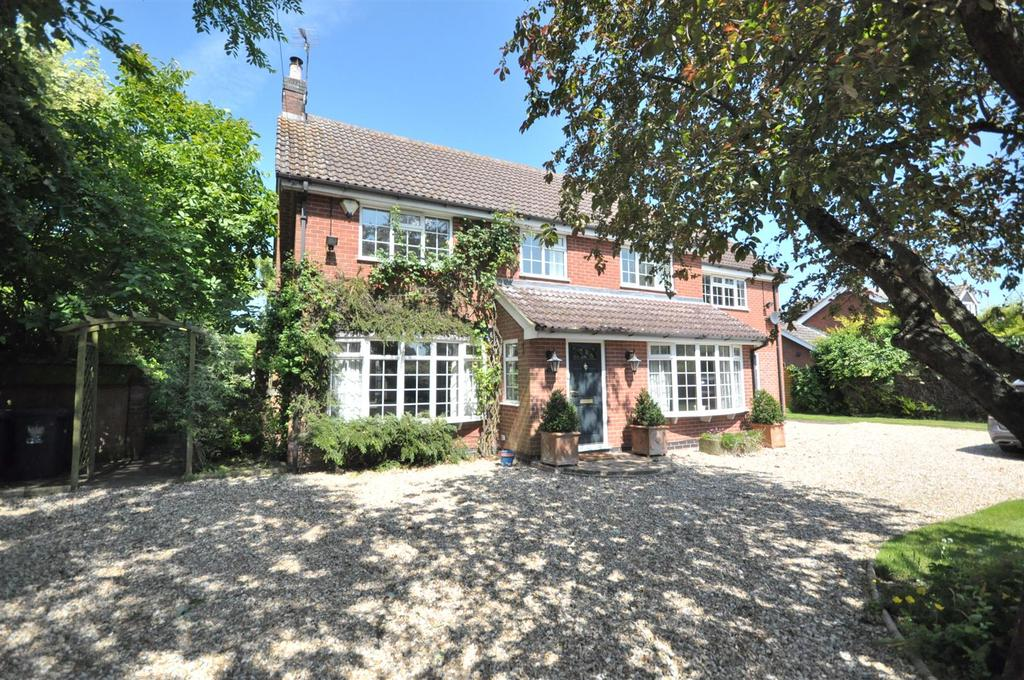 4 Bedrooms Detached House for sale in Sutton Lane, Granby, Nottingham