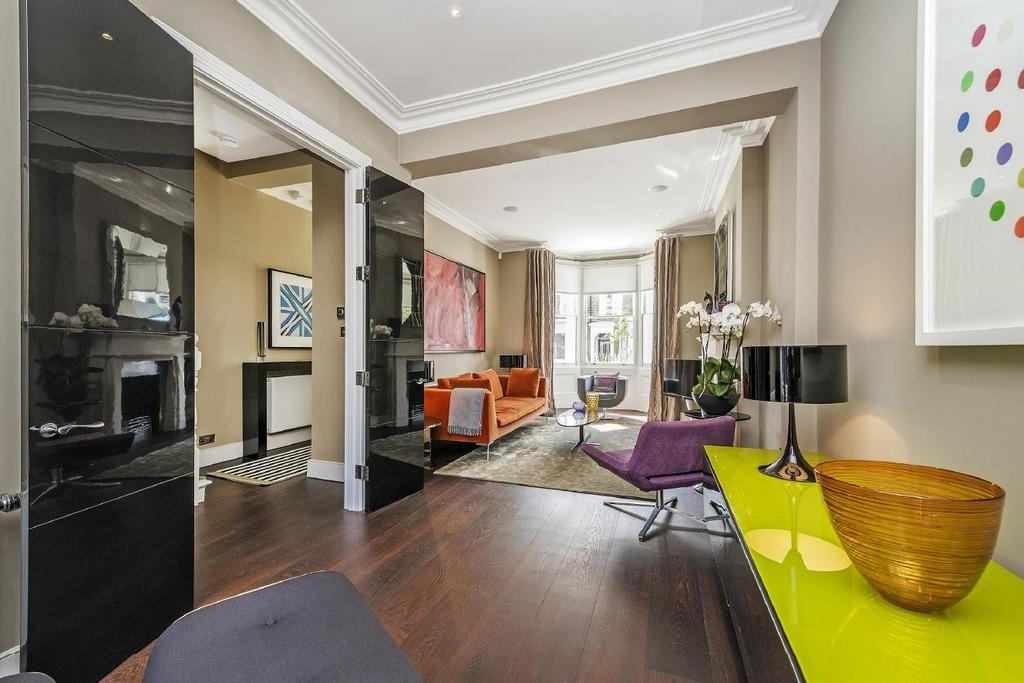 5 Bedrooms Town House for sale in Aspley Road, Wandsworth, SW18