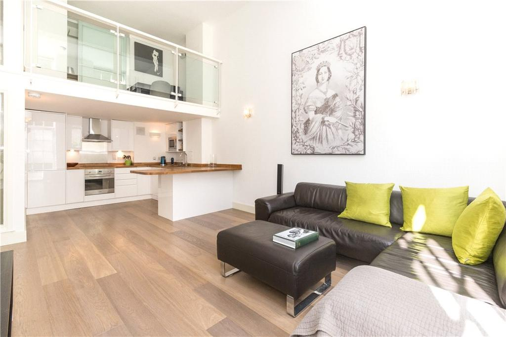 2 Bedrooms Flat for sale in Three Cups Yard, Sandland Street, Bloomsbury, London, WC1R