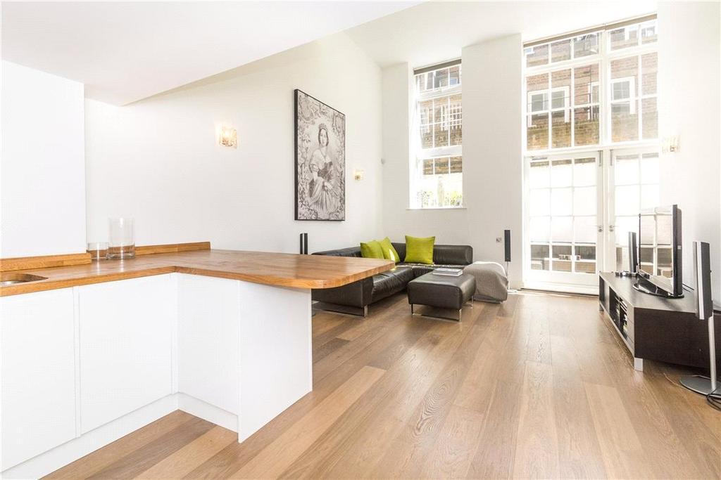 2 Bedrooms Flat for sale in Three Cups Yard, Sandland Street, Bloomsbury, London, WC1R