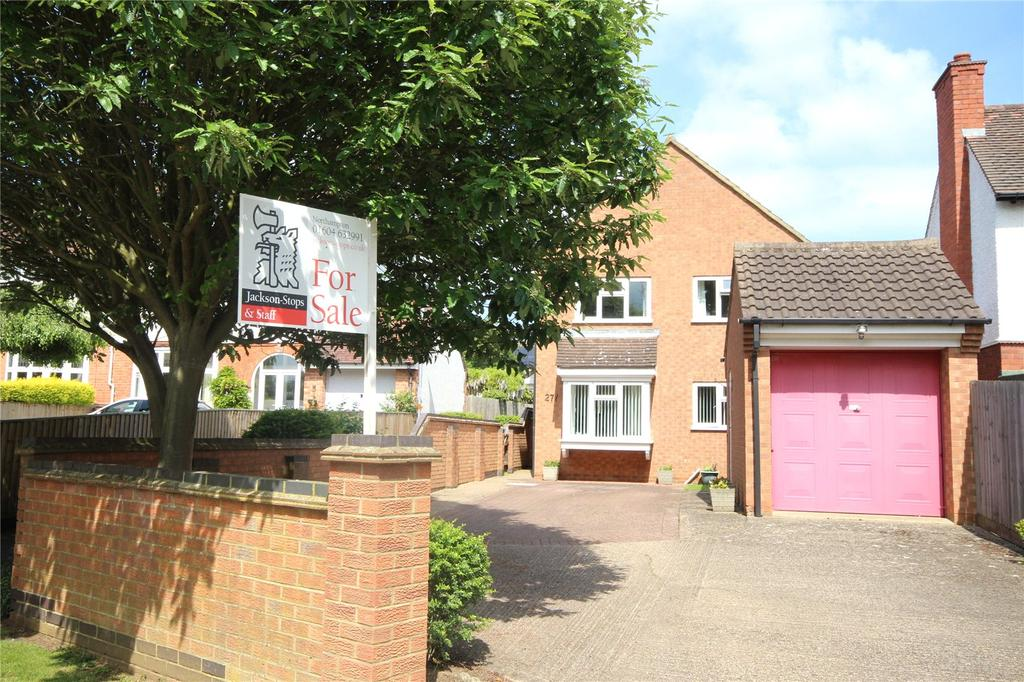 4 Bedrooms Detached House for sale in Billing Road East, Abington Vale, Northampton, NN3