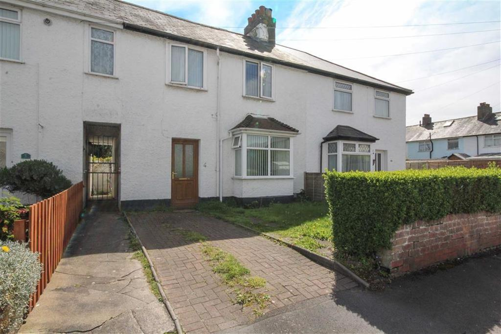 3 Bedrooms Terraced House for sale in Chamberlain Road, Cardiff