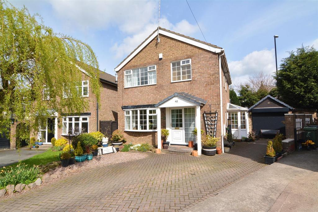 4 Bedrooms Detached House for sale in Mawcroft Close, Rawdon