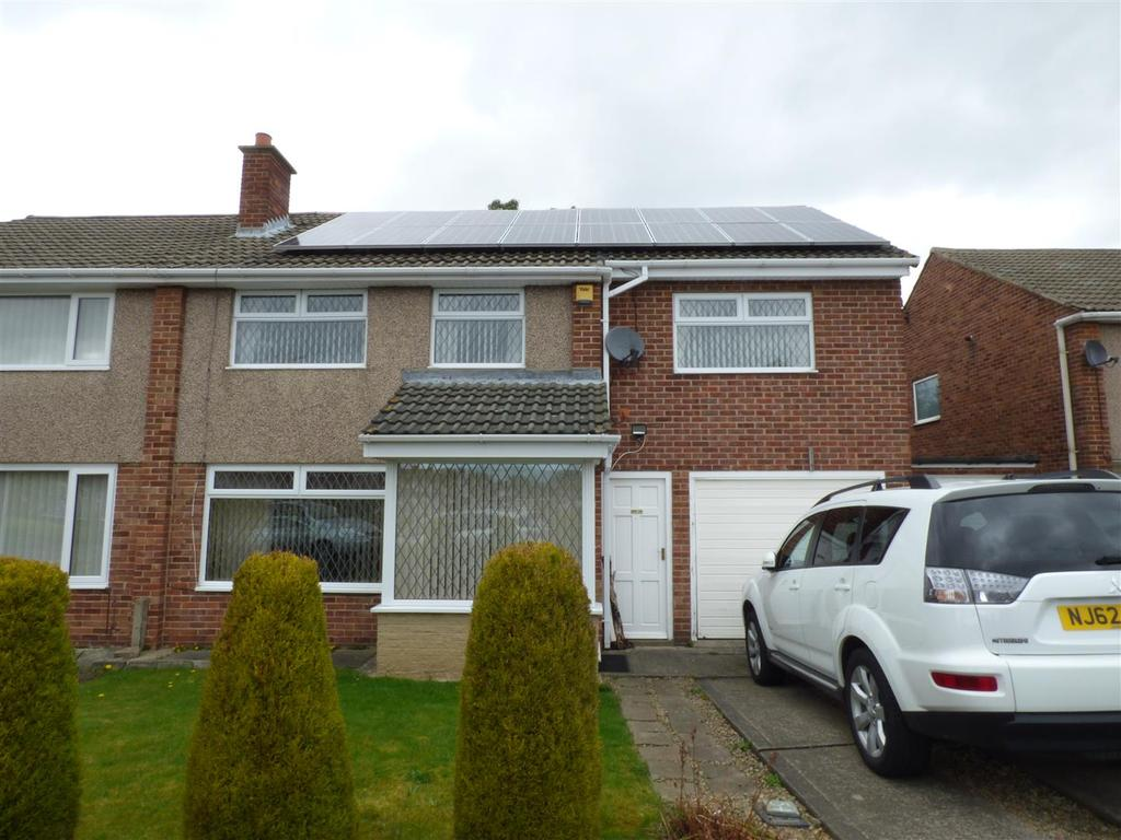 4 Bedrooms Semi Detached House for sale in Nine Lands, Dairy Lane, Houghton Le Spring