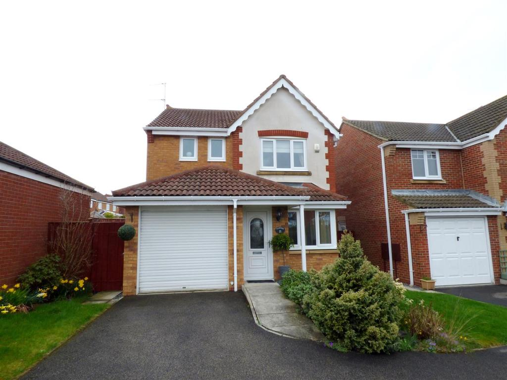 3 Bedrooms Detached House for sale in Flixton, Mulberry Park, Houghton-Le-Spring