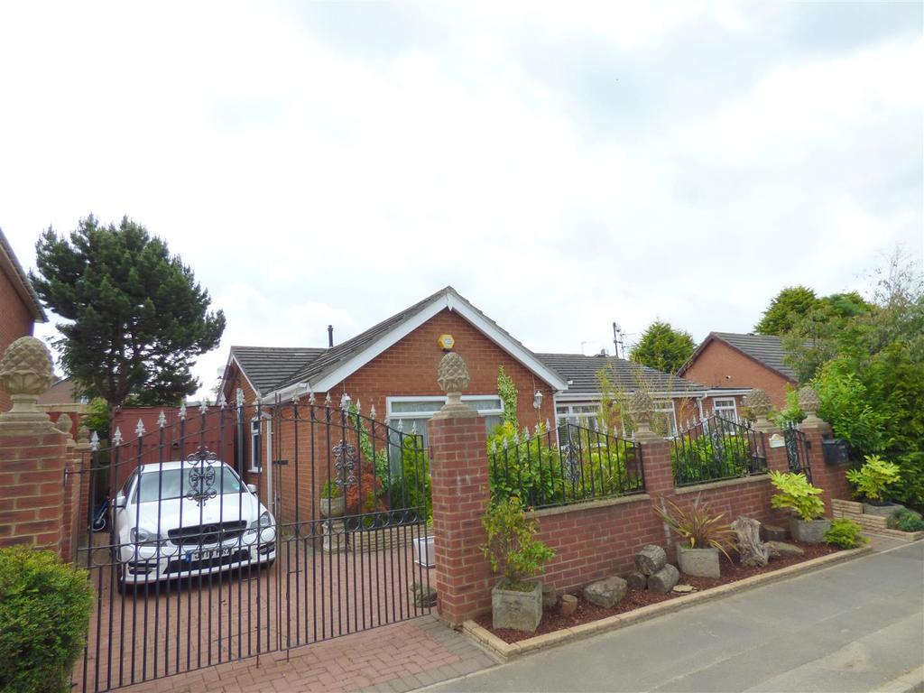 5 Bedrooms Detached Bungalow for sale in Hetton le hole