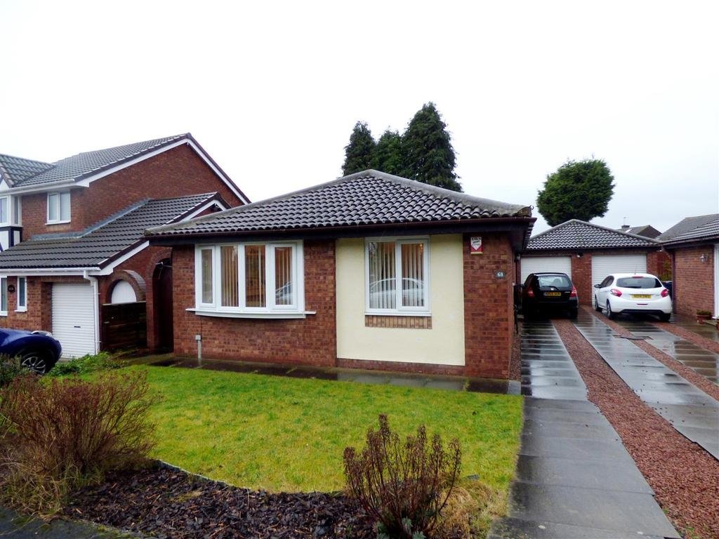 2 Bedrooms Detached Bungalow for sale in Coptleigh, Houghton-Le-Spring