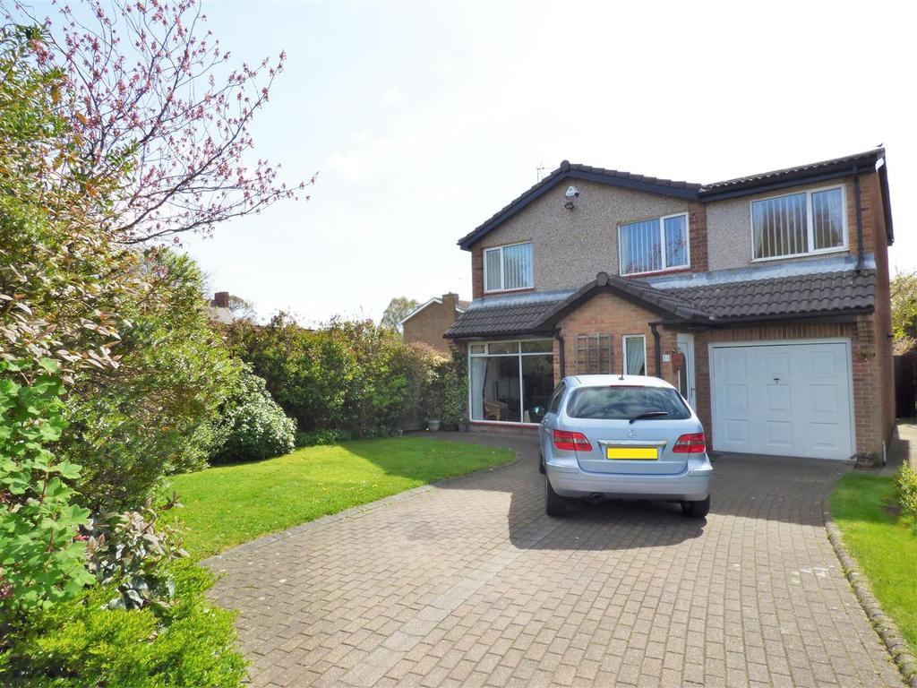 4 Bedrooms Detached House for sale in Mill Hill, Houghton Le Spring