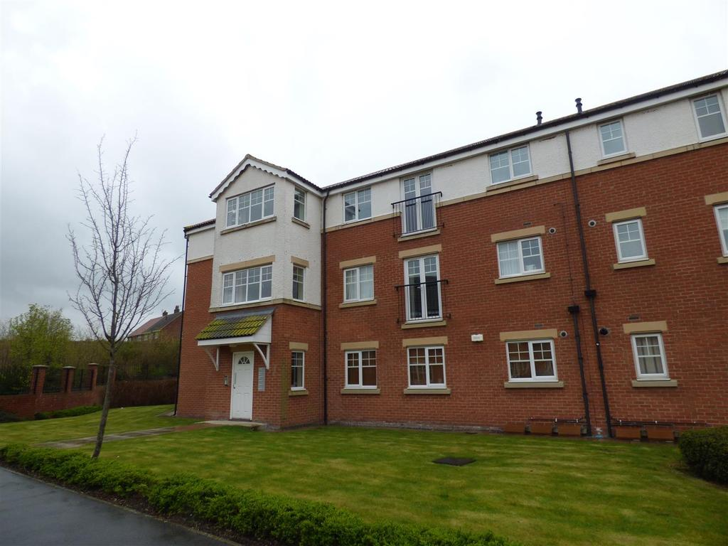 2 Bedrooms Apartment Flat for sale in Mulberry Park, Houghton-Le-Spring