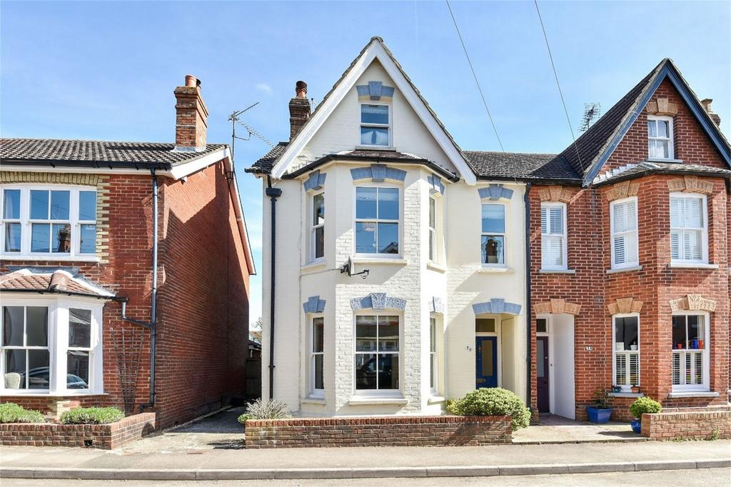 5 Bedrooms Semi Detached House for sale in Alton, Hampshire