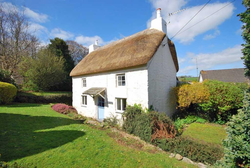 2 Bedrooms Detached House for sale in Ponsanooth, Truro, South Cornwall, TR3