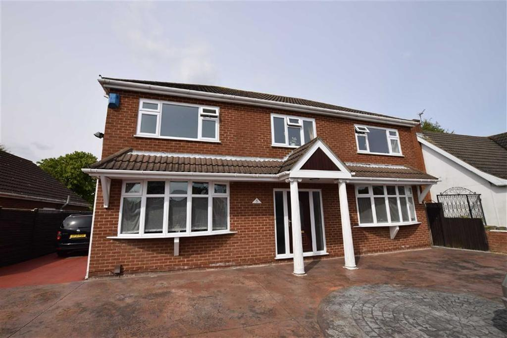 4 Bedrooms Detached House for sale in Kaymile Close, New Waltham, North East Lincolnshire