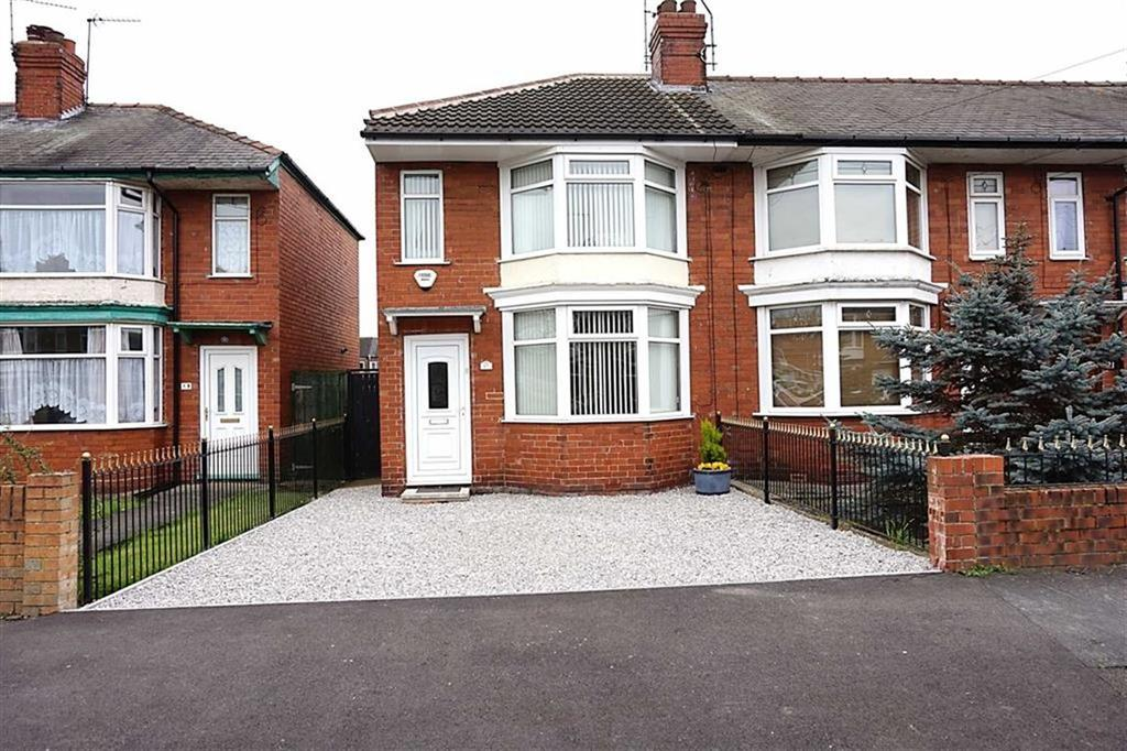 3 Bedrooms End Of Terrace House for sale in Nelson Road, Willerby Road, Hull, HU5