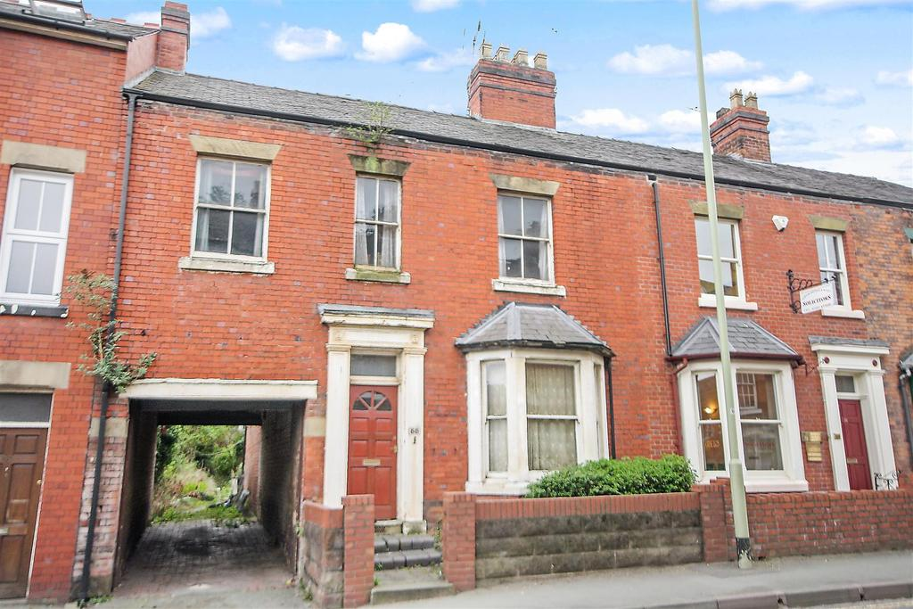 5 Bedrooms Terraced House for sale in Salop Road, Oswestry