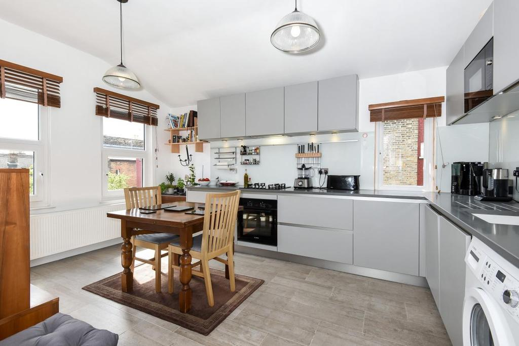 2 Bedrooms Flat for sale in Hawthorn Road, Crouch End, N8