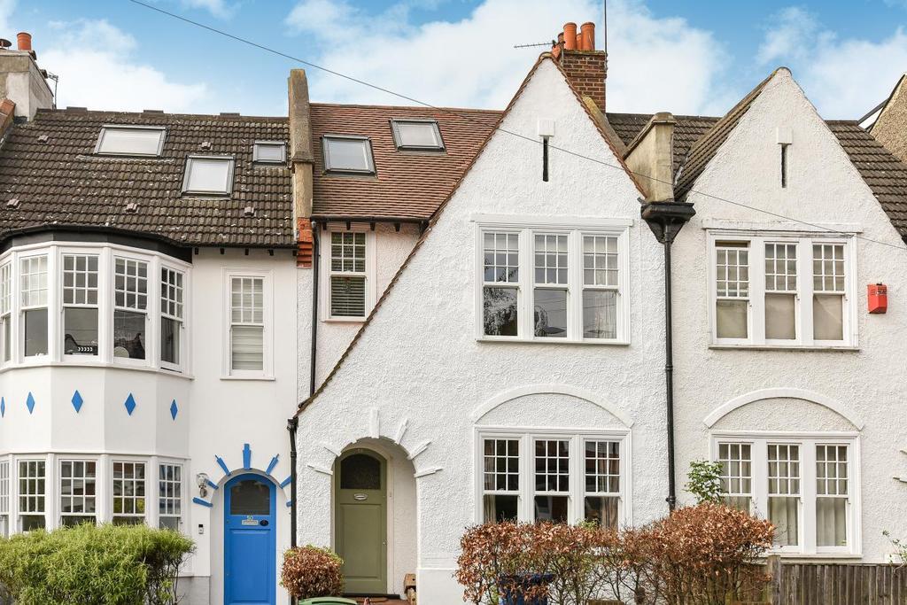3 Bedrooms Terraced House for sale in Frankfurt Road, Herne Hill, SE24