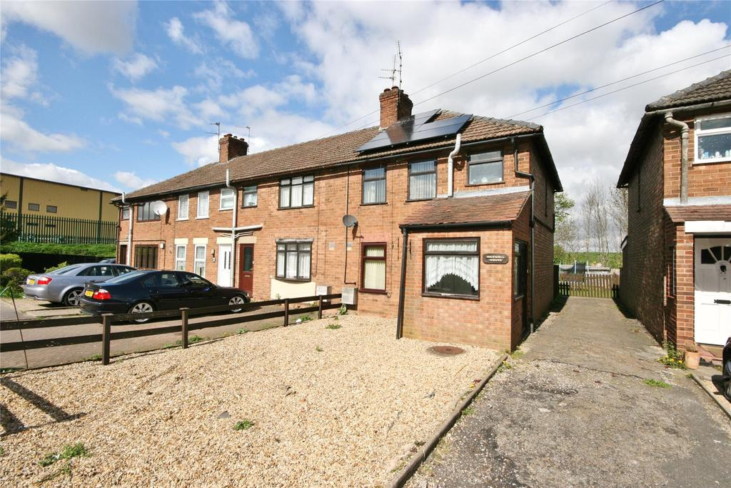 3 Bedrooms End Of Terrace House for sale in Roman Bank, Spalding, PE11