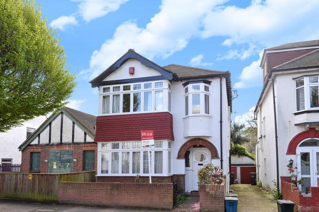 3 Bedrooms Detached House for sale in Orleans Road, Crystal Palace