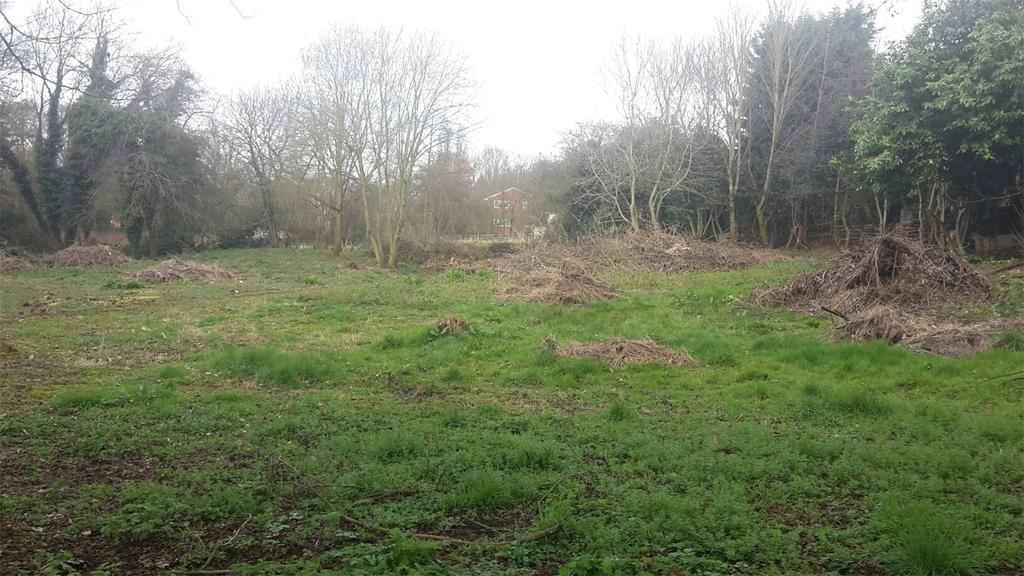 Plot Commercial for sale in Repton, Derbyshire