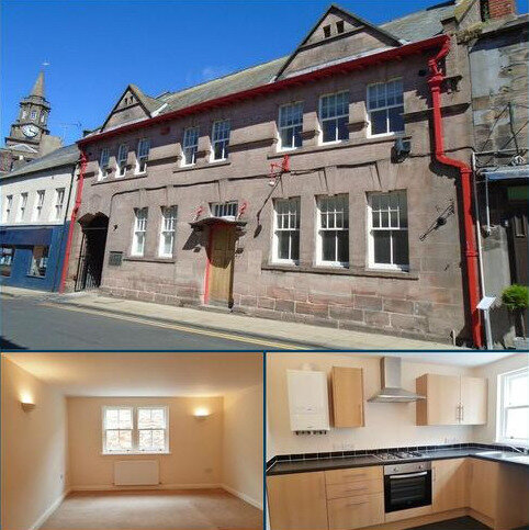 3 bedroom flat to rent - 4 Post House Mews, Berwick-upon-Tweed, Northumberland