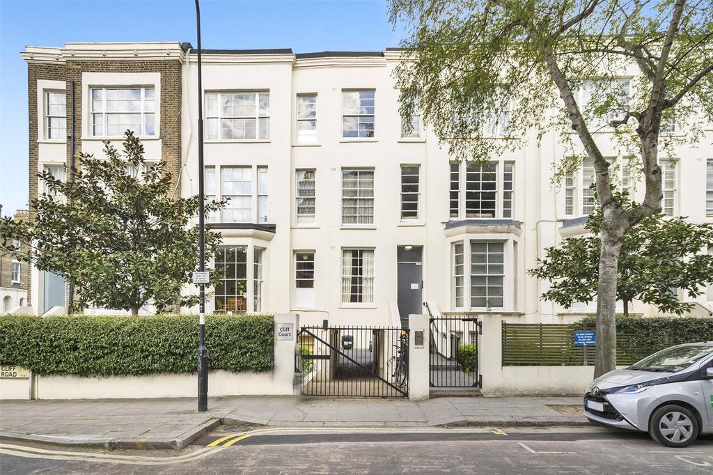 1 Bedroom Flat for sale in Cliff Court, Cliff Road, London, NW1