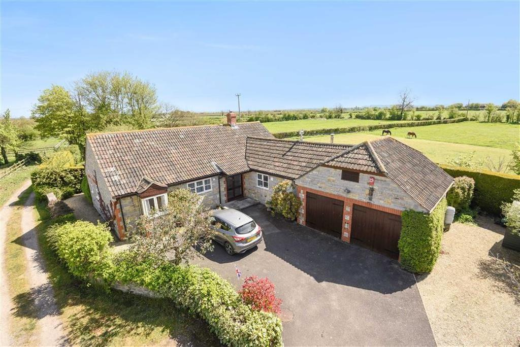 4 Bedrooms Bungalow for sale in School Street, Drayton, Langport, Somerset, TA10