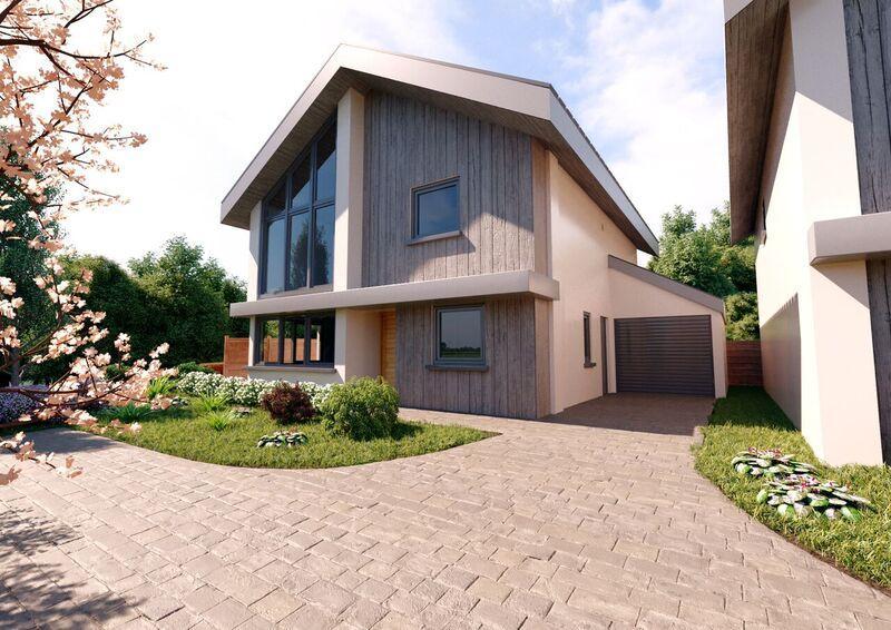 4 Bedrooms House for sale in Pocombe Bridge, St.Thomas, EX4