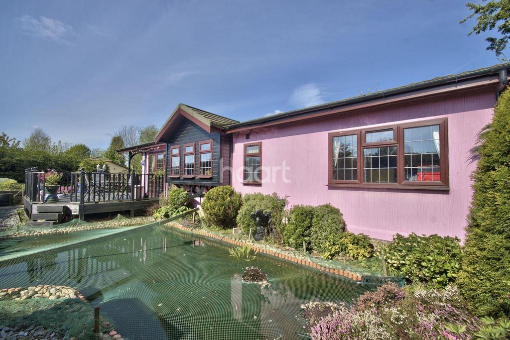 2 Bedrooms Bungalow for sale in Bedford Bank, Welney