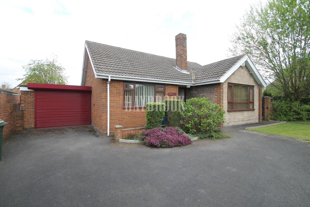 2 Bedrooms Bungalow for sale in Thurnscoe, Rotherham