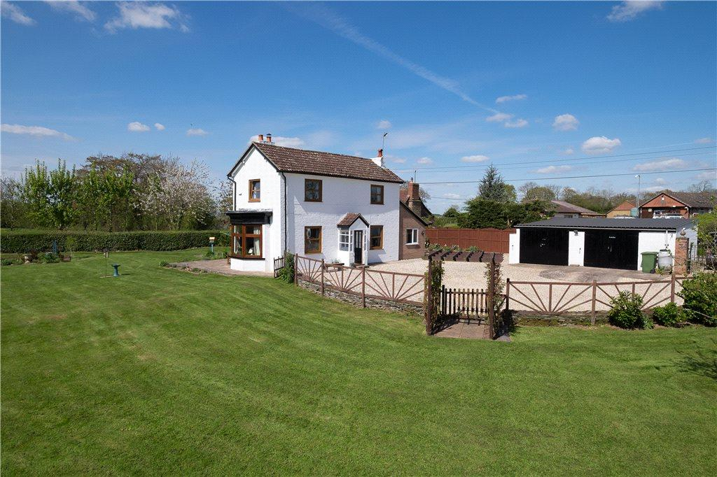 3 Bedrooms Detached House for sale in Risbury, Leominster, HR6