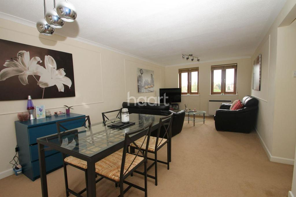 2 Bedrooms Flat for sale in York Court, Angle Side, Braintree