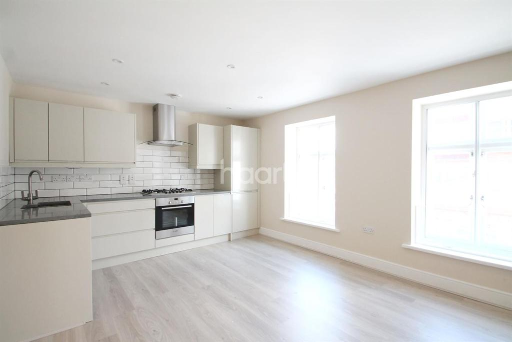 2 Bedrooms Flat for sale in South Street, Dorking, RH4