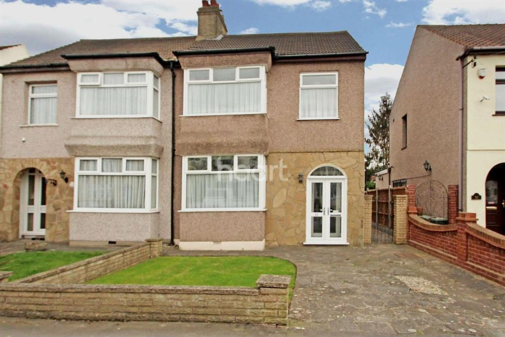 3 Bedrooms Semi Detached House for sale in Standen Avenue, Hornchurch
