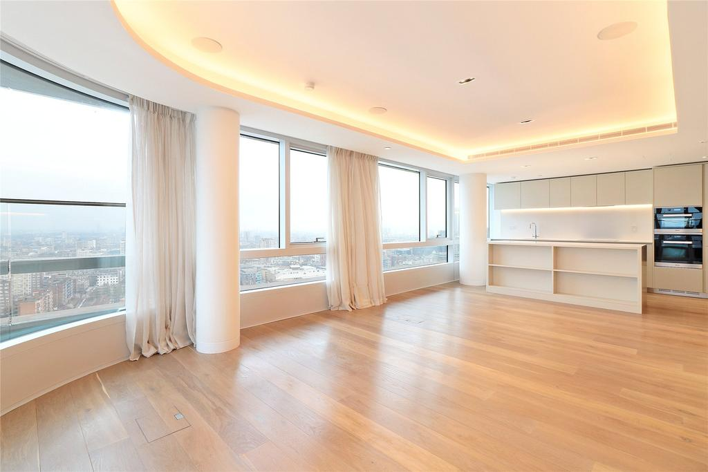 3 Bedrooms Flat for sale in Canaletto, 257 City Road, London, EC1V