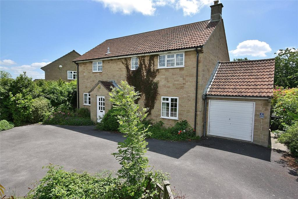 4 Bedrooms House for sale in Crow Lane, Ashill, Ilminster, Somerset, TA19