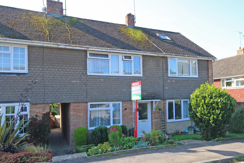 3 Bedrooms Terraced House for sale in Steyning