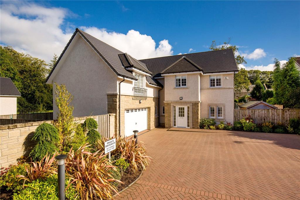 5 Bedrooms Detached House for sale in Ravelrig Gait, Balerno, Midlothian