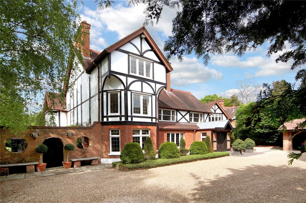 6 Bedrooms House for sale in Bishopsgate Road, Englefield Green, Egham, Surrey
