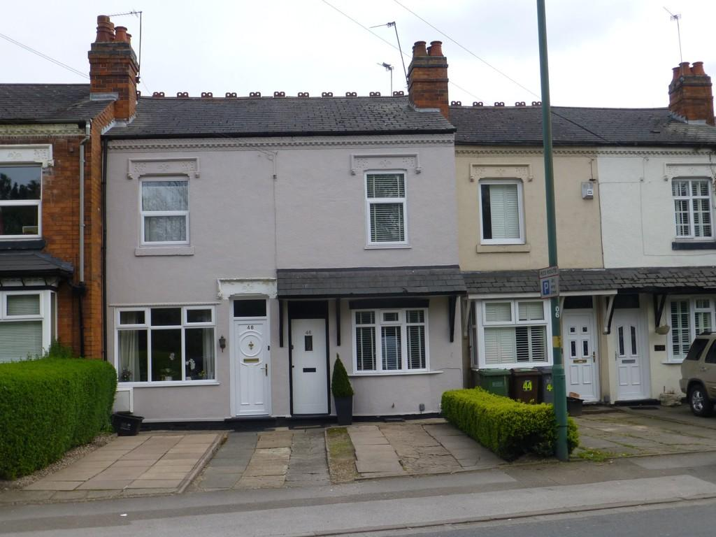 2 Bedrooms Terraced House for sale in Marshall Lake Road, Shirley