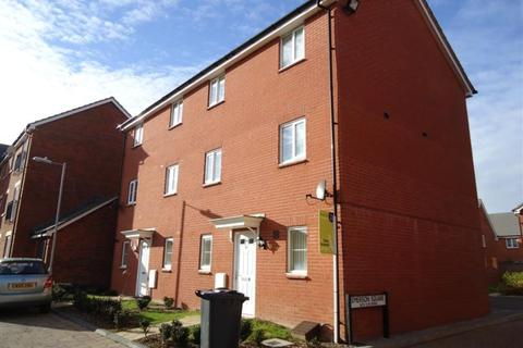 3 bedroom end of terrace house to rent - Horfield, Emerson Square, BS7 0PP