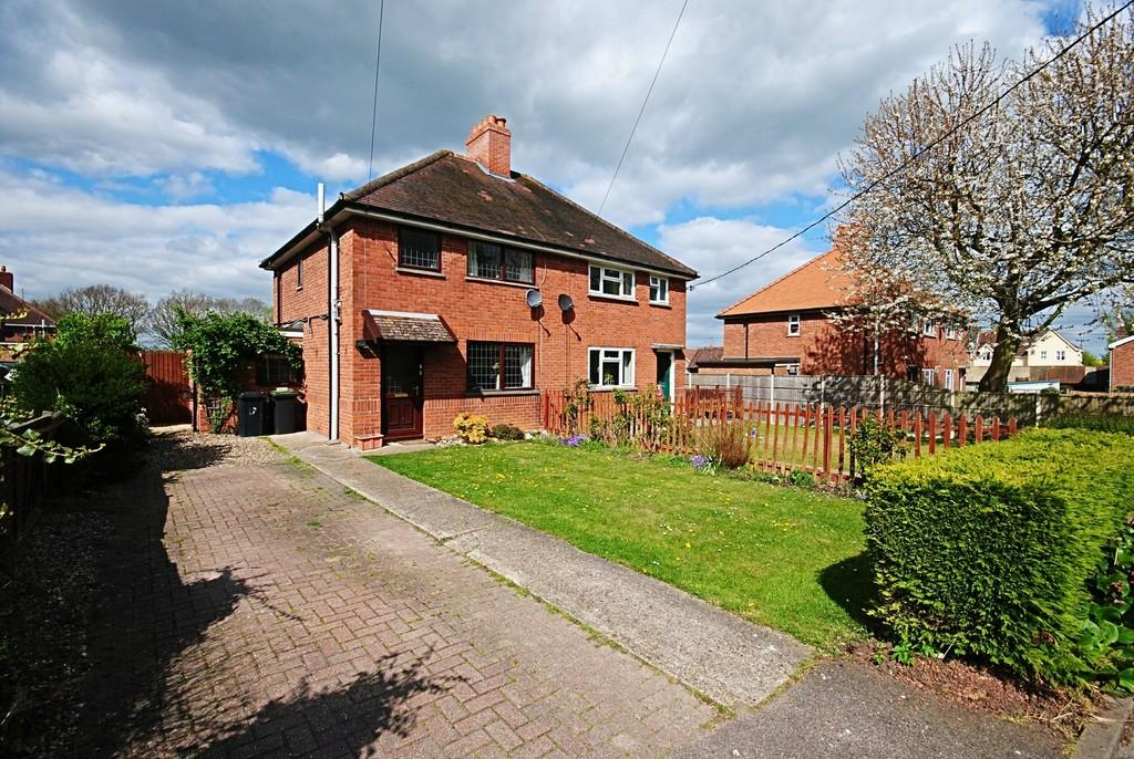 3 Bedrooms Semi Detached House for sale in Shelton Hill, Stradbroke