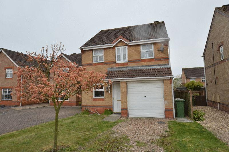 3 Bedrooms Detached House for sale in Fenners Avenue, Scunthorpe