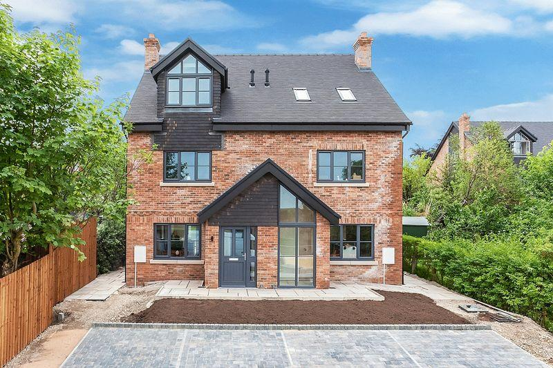 4 Bedrooms Semi Detached House for sale in Park Pavilion, Congleton