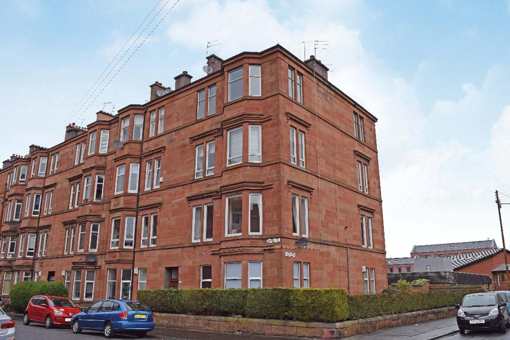 2 Bedrooms Flat for sale in Cartvale Road, Flat 1/2, Battlefield, Glasgow, G42 9RW