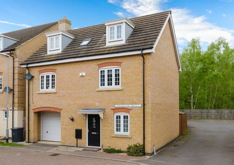 4 Bedrooms Detached House for sale in 4 Carnoustie Drive, Lincoln
